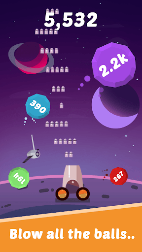 Ball Blast - Cannon Shooting Game 5.0 screenshots 2