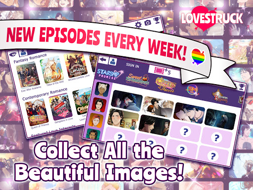 Lovestruck Choose Your Romance 8.2 screenshots 16