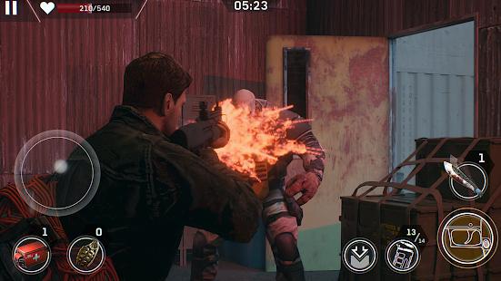 Left to Survive: Dead Zombie Shooter. Apocalypse 4.7.2 Screenshots 6