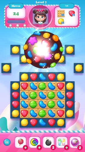 Candy Bomb - Match 3  screenshots 8