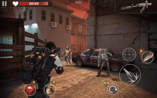 ZOMBIE HUNTER  screenshots 23