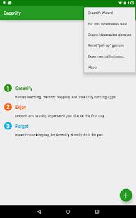 Greenify 4.7.5 APK screenshots 5
