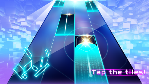 Piano Pop Tiles - Classic EDM Piano Games androidhappy screenshots 1