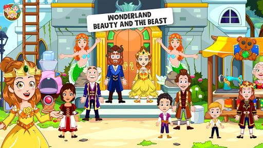 Wonderland : Beauty & Beast Free  screenshots 1