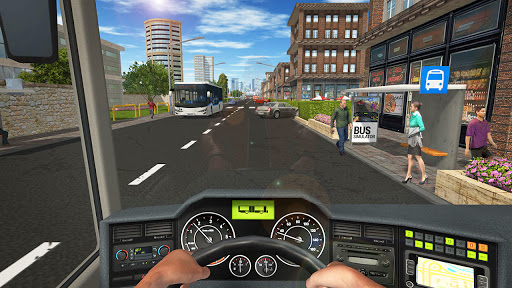 Bus Simulator 2020: Coach Bus Driving Game screenshots 11