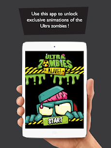 Ultra Zombies Alive Hack for Android and iOS 1