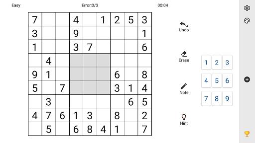 Sudoku 1.4.5 screenshots 9