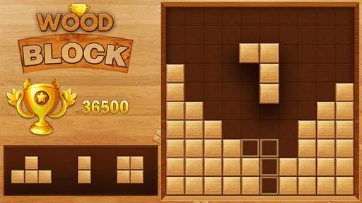 Wood Block Puzzle  Paidproapk.com 5