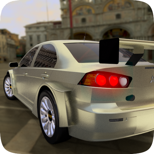 Lancer Evo Drift Simulator