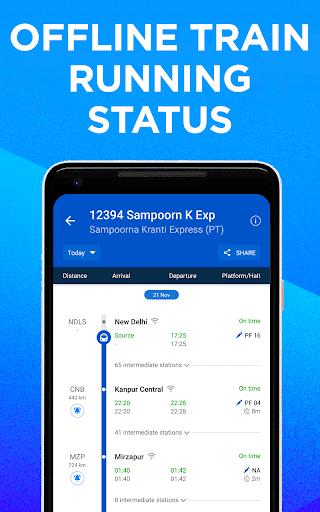 IRCTC Train Booking, PNR Status, Running Status apktram screenshots 2