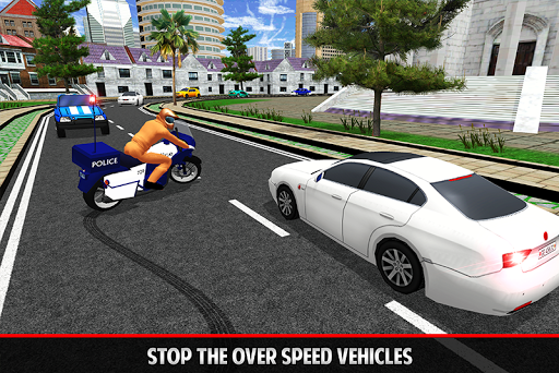 Police City Traffic Warden Duty 2019 3.5 screenshots 5