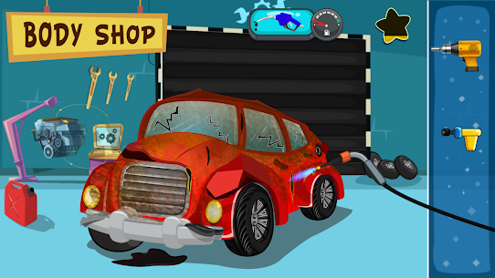 Kids Car Mechanic Workshop For Pc – Free Download In 2020 – Windows And Mac 1
