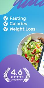 YAZIO Kalori Sayacı ve Aralıklı Diyet Uygulaması Full Apk İndir 1