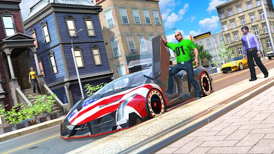 Lambo Car Simulator 1.12 screenshots 3