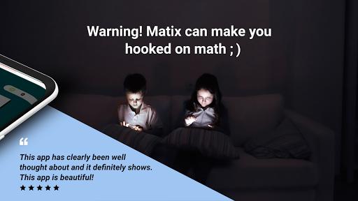 Matix   u2b50ufe0f For serious mental math game achievers screenshots 6