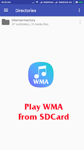 WMA Music Player  For Pc (Windows 7, 8, 10 And Mac) Free Download 2