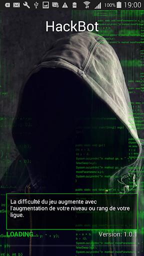 Télécharger Gratuit HackBot Jeux de Hacker APK MOD (Astuce)