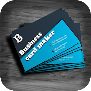 Business Card Maker Visiting Card Maker Photo Logo