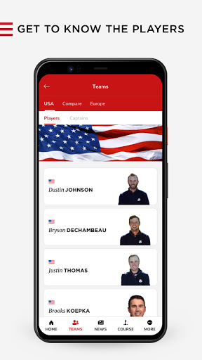 Ryder Cup android2mod screenshots 6
