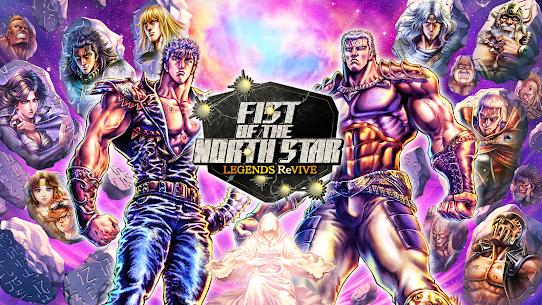 FIST OF THE NORTH STAR Mod 2.7.1 Apk [God Mod] 1