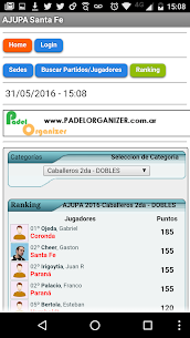 APAAsociacion Padel Argentino For Pc, Windows 10/8/7 And Mac – Free Download (2020) 5