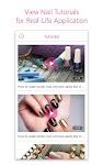 screenshot of YouCam Nails - Manicure Salon for Custom Nail Art