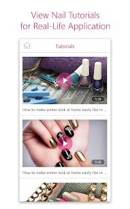 YouCam Nails – Manicure Salon for Custom Nail Art 4