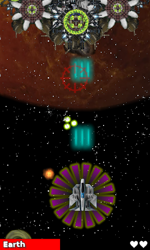 Spaceship Wargame 1 : Alien Shooter 3.8.95 screenshots 24