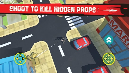 Hunt Props – Mobile TPS Shooter Hack & Cheats Online 2