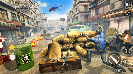 Cover Hunter Game: Counter Terrorist Strike War 0.1 screenshots 19