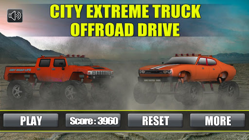 city extreme truck offroad screenshot 1