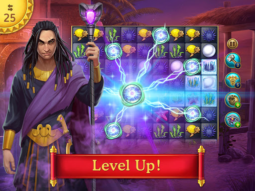 Cradle of Empires Match-3 Game 6.5.5 screenshots 8