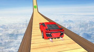 Ramp Car Stunts on Impossible Tracks