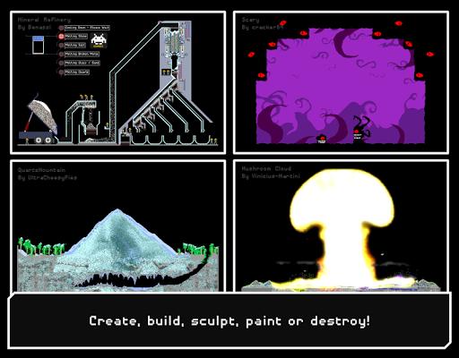 The Powder Toy apkdebit screenshots 4