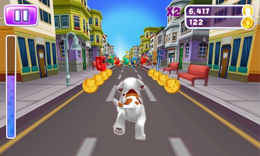 Anjing Berlari - Simulator Anjing Berlari 1.10.1 Screenshots 14