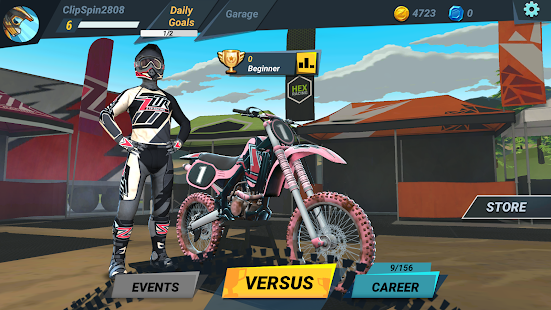 Motocross Masters Screenshot