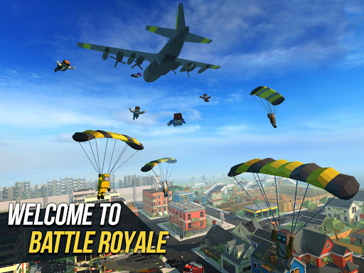 Grand Battle Royale: Pixel FPS 3.4.7 Screenshots 1