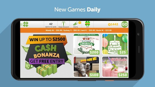 Lucktastic: Win Prizes, Real Rewards, & Gift Cards 8
