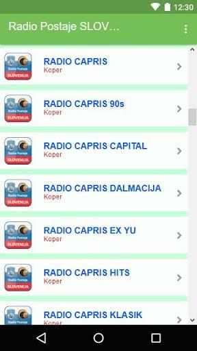 radio postaje slovenija screenshot 3