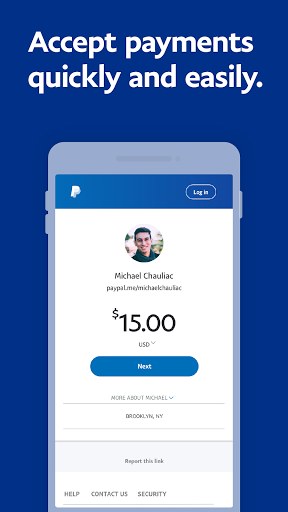PayPal Mobile Cash: Send and Request Money Fast screenshots 7