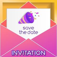 Invitation Card Maker icon