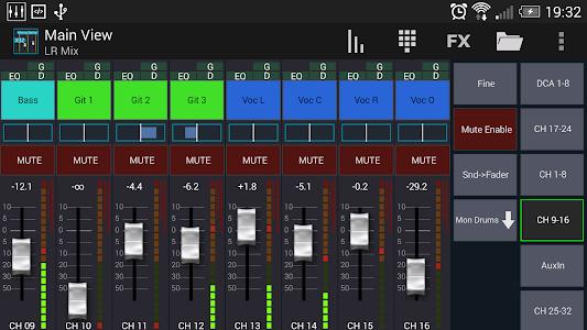 Mixing Station XM32 1.2.3