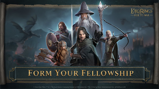 Image For The Lord of the Rings: Rise to War Versi Varies with device 3