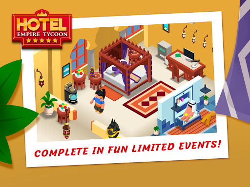 Hotel Empire Tycoon - Idle Game Manager Simulator 1.8.4 screenshots 18