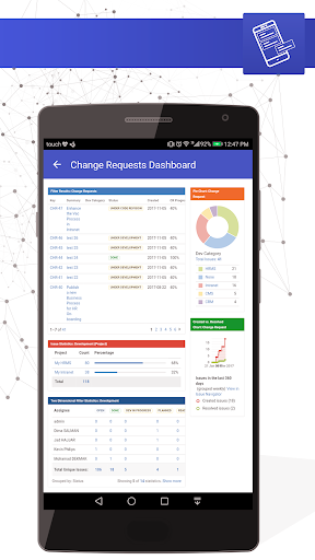 Mobile for Jira 3.15.2 screenshots 1