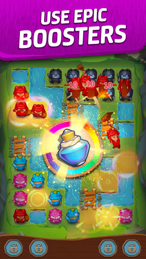 Cat Force - Free Puzzle Game screenshots 6