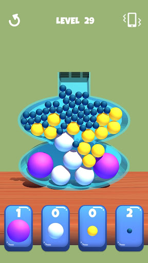 Ball Fit Puzzle Varies with device screenshots 3
