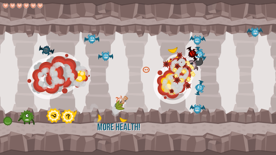 Cave Blast: Jetpack Shooting 1.0.15 APK + Mod (Unlocked) for Android