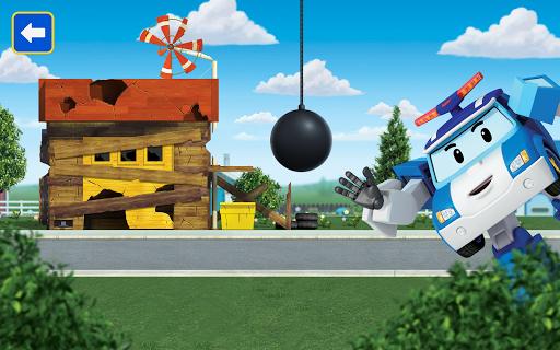 Robocar Poli: Builder! Games for Boys and Girls!  screenshots 24