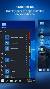Computer Launcher Win 10 Launcher Free Mod Apk (Premium Features Unlocked) 2